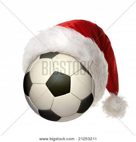 Christmas Soccer Ball