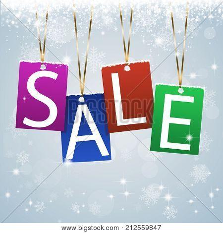 Christmas Sale Card