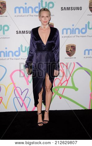 LOS ANGELES - OCT 3:  Erin Foster at the Goldie's Love In For Kids at the Green Acres Estate on October 3, 2017 in Beverly Hills, CA