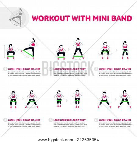 Workout With Mini Band