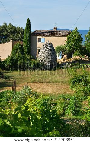 Farmland, Provence, France