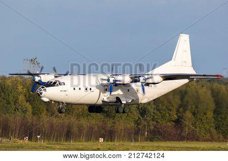 Antonov An-12 Transport Plane