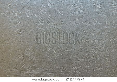 A Gray Texture With A Relief