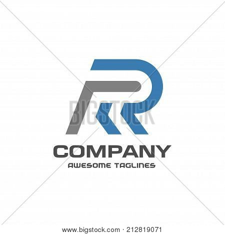 Creative Letter R Vector Photo Free Trial Bigstock - Free modern logo templates