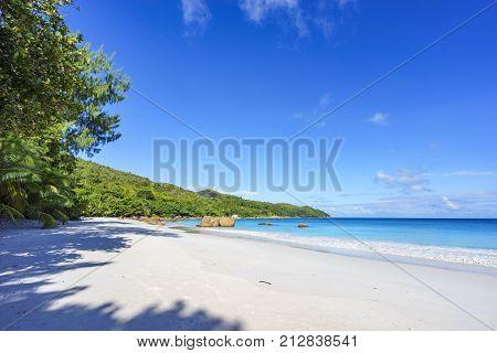 Stunning Paradise Beach At Anse Lazio, Praslin, Seychelles 33