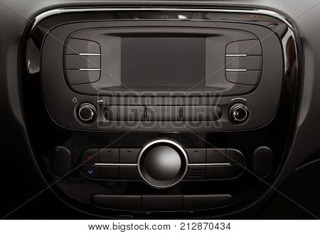 Fm radio in car