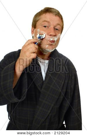 The Morning Shave