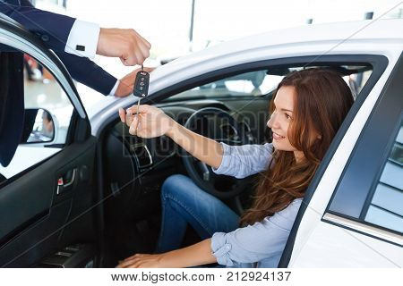 New car automobile car dealership car buyer car buying car dealer
