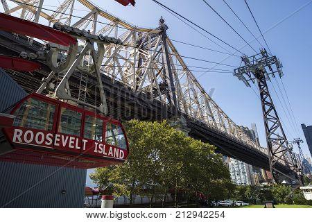 Roosevelt Island Tramway