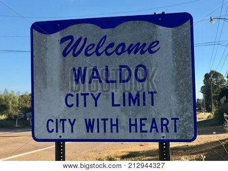 Oddity Waldo Arkansas