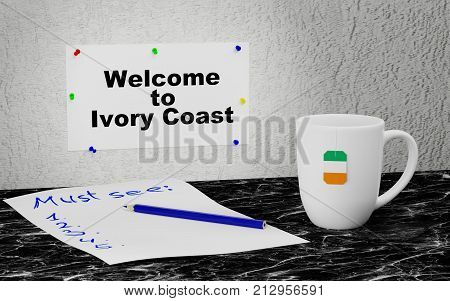 Welcome To Ivory Coast
