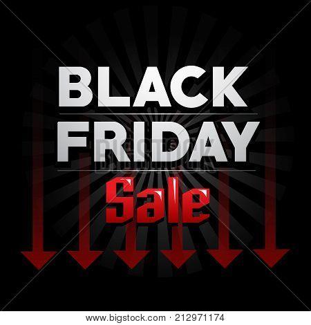 black friday background , black friday sale background vector, bold black friday on black background, black friday with arrows, arrows with black friday sale,