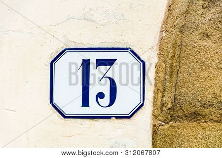House Number Thirteen