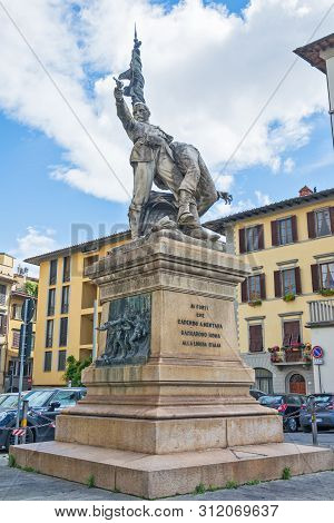 Monument To The Fallen Of The Battle Of Mentana,