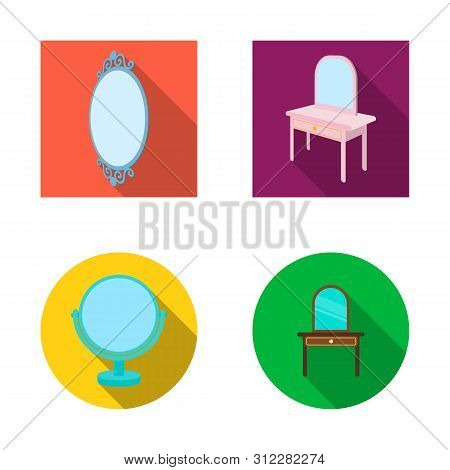 Bitmap Illustration Of And Imagery Icon. Collection Of And Reflection Bitmap Icon For Stock.