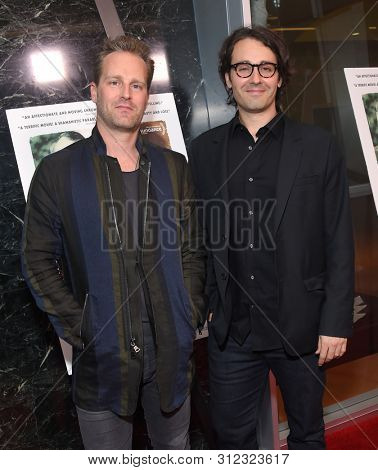 LOS ANGELES - JUL 18:  Marcus Eaton and A.J. Eaton arrives for the 'David Crosby: Remember My Name' Los Angeles Premiere on July 18, 2019 in Hollywood, CA