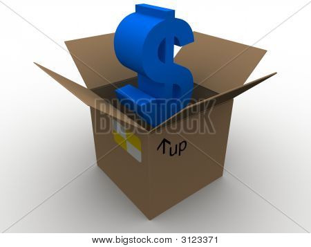 Dolar In A Box