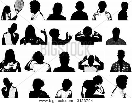 Youthful Silhouette
