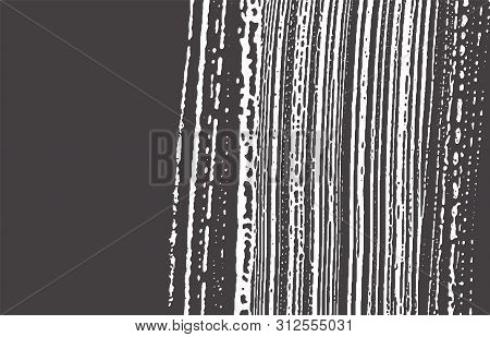 Grunge Texture. Distress Black Grey Rough Trace. Astonishing Background. Noise Dirty Grunge Texture.