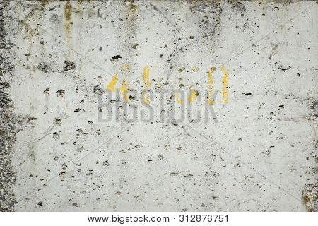 The Texture Of The Concrete.background Of Concrete.concrete Wall.