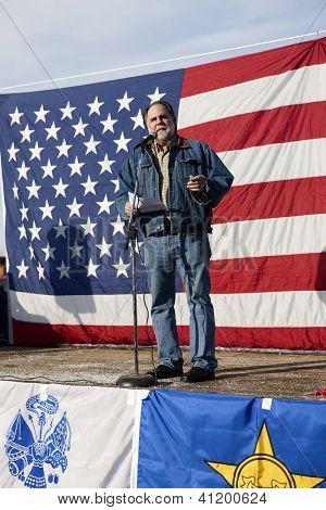 Idaho Rep Vito Barbieri.