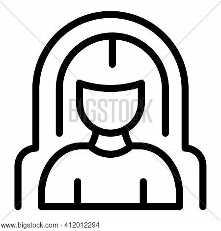 Health Resistance Icon. Outline Health Resistance Vector Icon For Web Design Isolated On White Backg