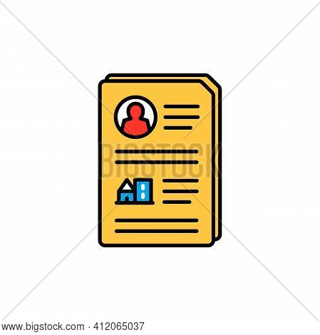 Name, Surname And Address Data Protection Isolated Personal Data Confidential Policy Sign. Vector Ge