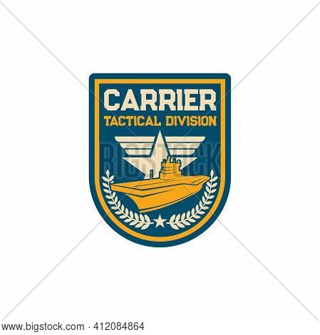 Marine Operations Department Chevron Of Carrier Tactical Division Isolated Maritime Ship Boats Shipp