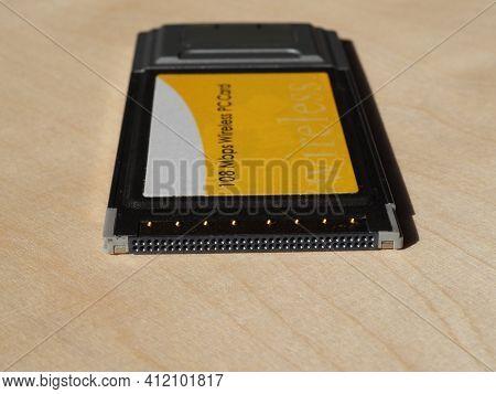 Wirelesss Pc Card