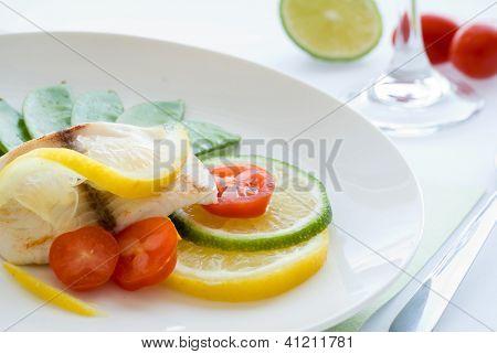 fillet of fish