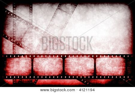 Horror Movie Feature Reel