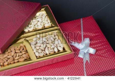 Packed Dry Fruit And Nuts