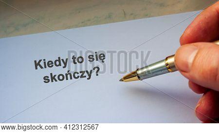 Polish Language Text