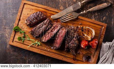 Meat On A Grill Tasty And Delicious Beefsteak Mutton And Beef Food Meal Meat Natural  Fresh And Heal