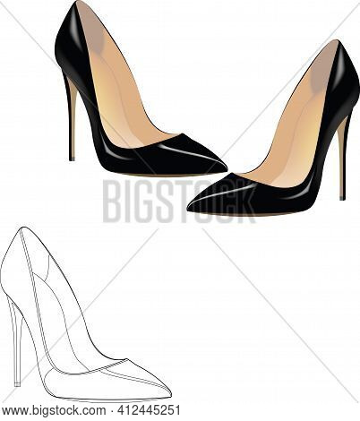 Womens Stiletto Heel Shoes Womens Stiletto Heel Shoes