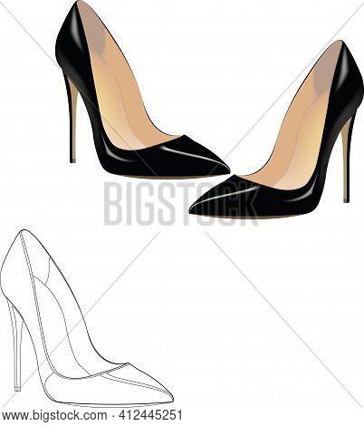 Womens Stiletto Heel Shoes Womens Stiletto Heel Shoes