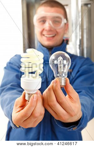 Lets Save Some Money With Economic Bulb