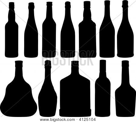 Different Bottles