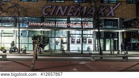 Berlin Film Festival Called Berlinale - Berlin, Germany - March 11, 2021