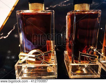A Pleasant New Fragrance For Women, Libre Intense Yves Saint Laurent Eau De Parfum Is Part Of The Or