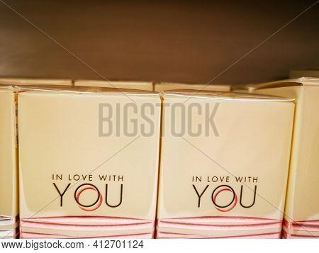 A Pleasant Fragrance For Women Emporio Armani In Love With You Giorgio Armani Eau De Parfum Is Part