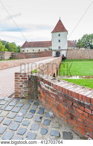 Sarvar Castle (Nadasdy var), Western Transdanubia, Hungary