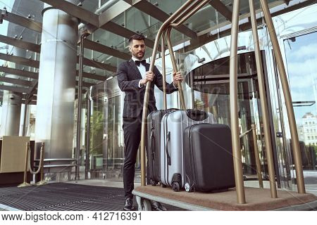Taking Care Of Guests Luggage Is Porters Primary Duty
