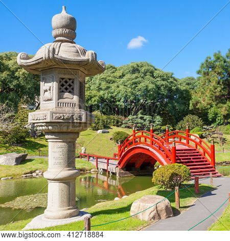 Buenos Aires Japanese Gardens, Argentina