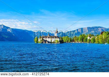 Gmunden Schloss Ort, Austria