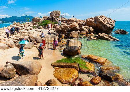 Hon Chong Rock Garden, Nha Trang