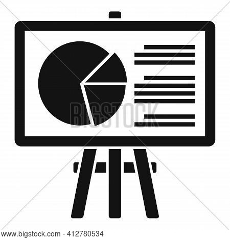 Purchasing Manager Banner Icon. Simple Illustration Of Purchasing Manager Banner Vector Icon For Web