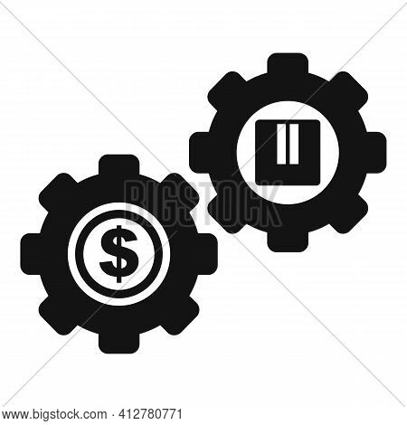 Purchase Mechanism Icon. Simple Illustration Of Purchase Mechanism Vector Icon For Web Design Isolat