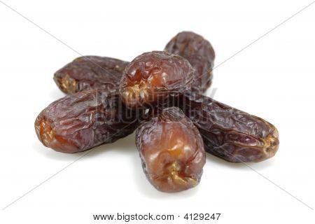 Six Dried Dates