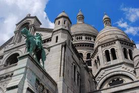 Basilique du Sacre Coeur de Montmartre, Paris